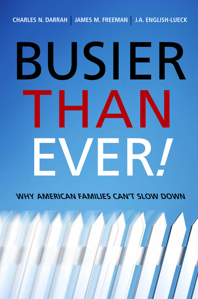 Cover of Busier Than Ever! by Charles N. Darrah, James M. Freeman, and J.A. English-Lueck