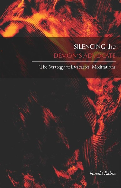 Cover of Silencing the Demon's Advocate by Ronald Rubin
