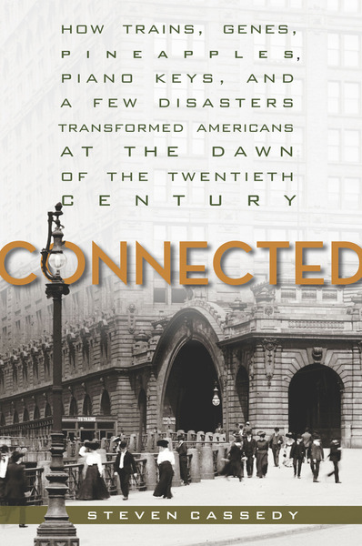 Cover of Connected by Steven Cassedy