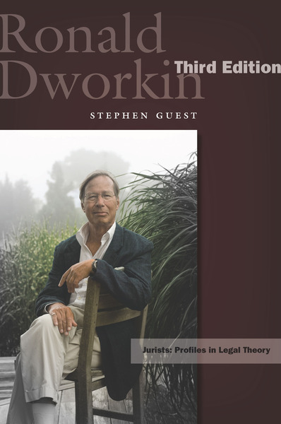 Cover of Ronald Dworkin by Stephen Guest