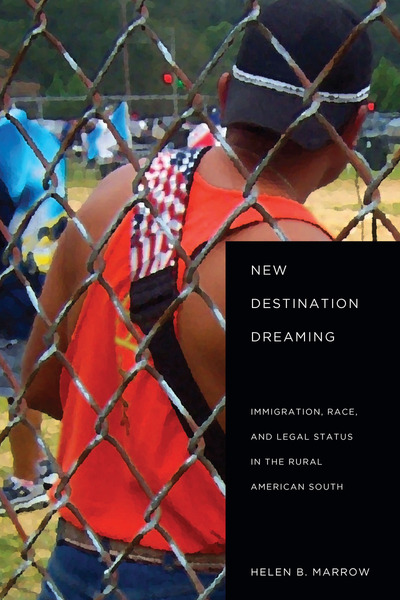 Cover of New Destination Dreaming by Helen B. Marrow
