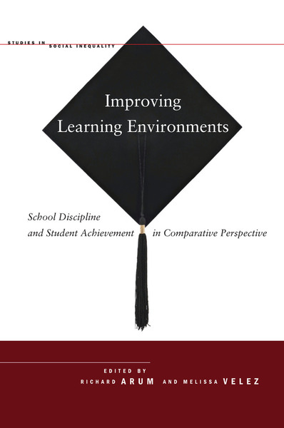 Cover of Improving Learning Environments by Edited by Richard Arum and Melissa Velez