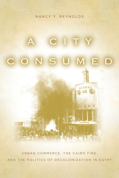 Cover of A City Consumed by Nancy Y. Reynolds