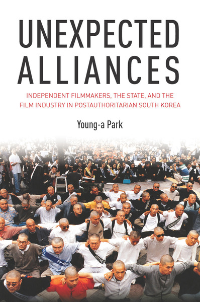 Cover of Unexpected Alliances by Young-a Park