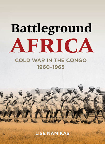 Cover of Battleground Africa by Lise Namikas