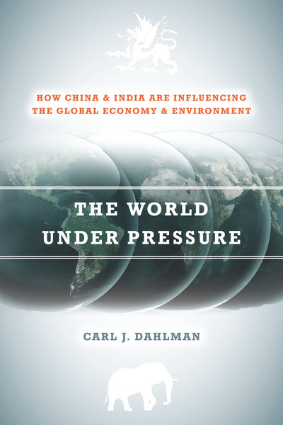 Cover of The World Under Pressure by Carl J. Dahlman
