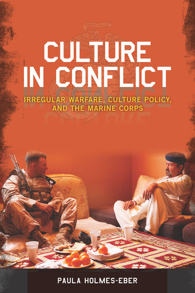 Cover of Culture in Conflict by Paula Holmes-Eber
