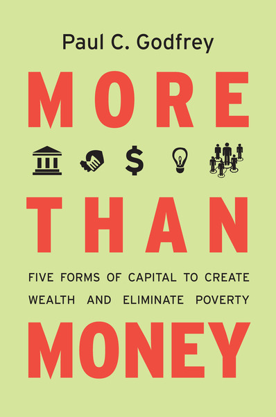 Cover of More than Money by Paul C. Godfrey