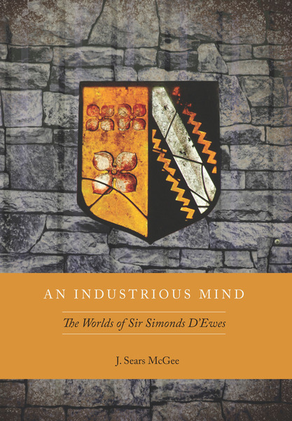 Cover of An Industrious Mind by J. Sears McGee