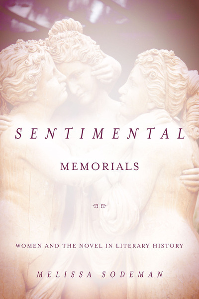 Cover of Sentimental Memorials by Melissa Sodeman
