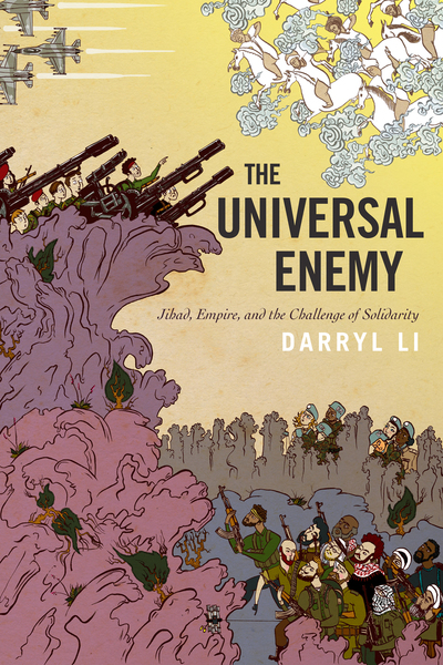 Cover of The Universal Enemy by Darryl Li
