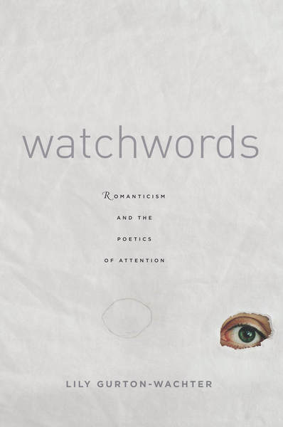 Cover of Watchwords by Lily Gurton-Wachter