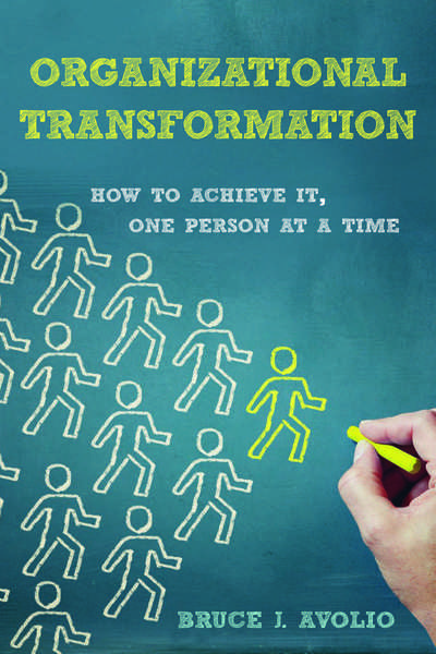 Cover of Organizational Transformation by Bruce J. Avolio