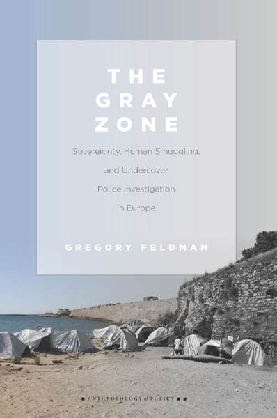 Cover of The Gray Zone by Gregory Feldman