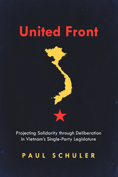 Cover of United Front by Paul Schuler