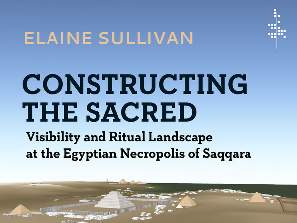 Cover of Constructing the Sacred by Elaine A. Sullivan