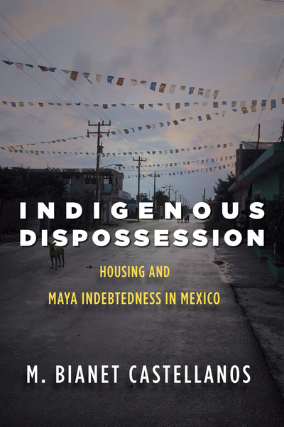 Cover of Indigenous Dispossession by M. Bianet Castellanos