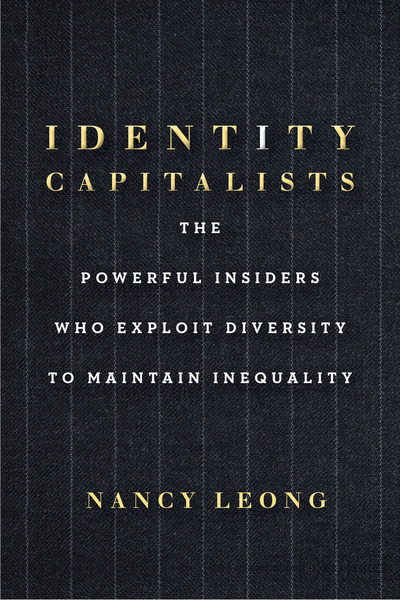 Cover of Identity Capitalists by Nancy Leong