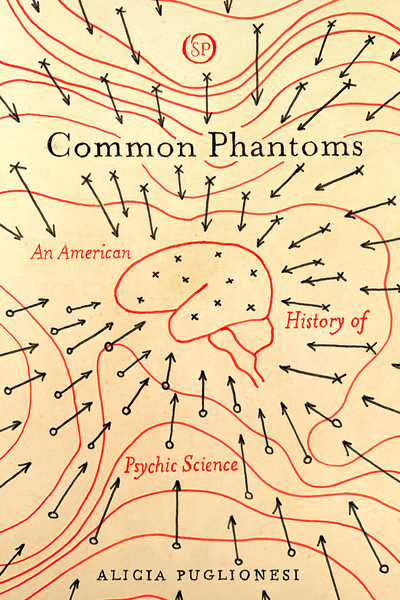 Cover of Common Phantoms by Alicia Puglionesi