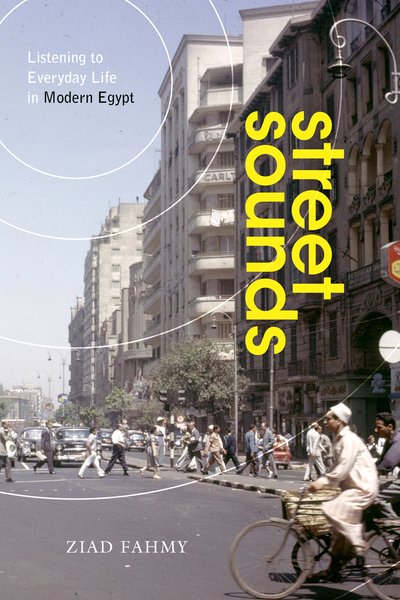 Cover of Street Sounds by Ziad Fahmy