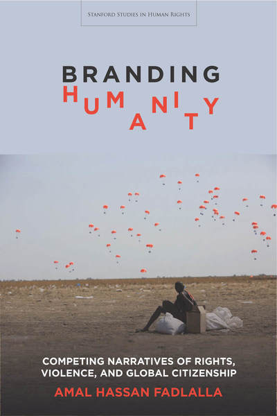 Cover of Branding Humanity by Amal Hassan Fadlalla