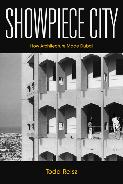 Cover of Showpiece City by Todd Reisz