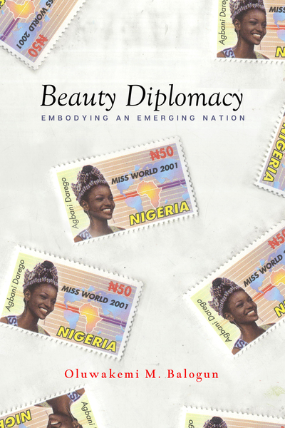 Cover of Beauty Diplomacy by Oluwakemi M. Balogun
