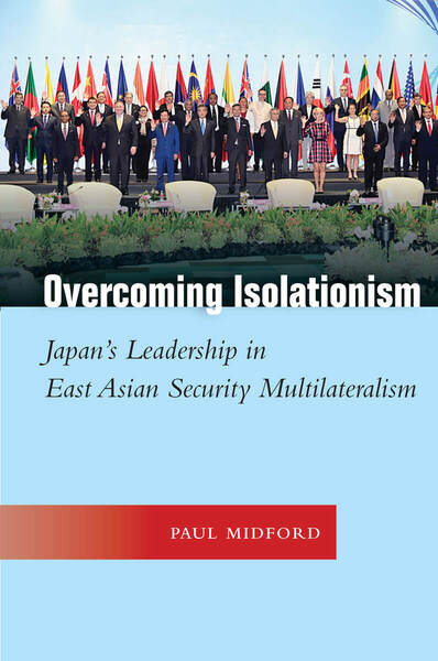 Cover of Overcoming Isolationism by Paul Midford