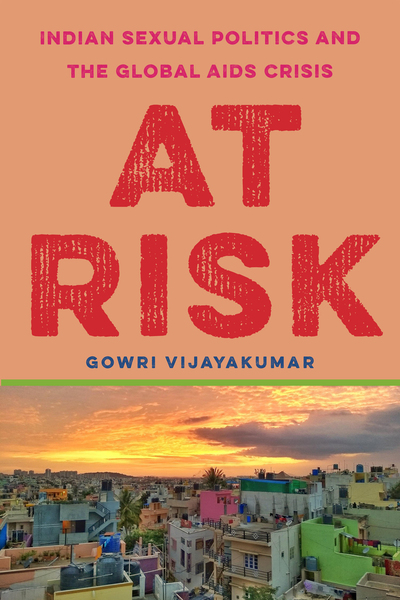 Cover of At Risk by Gowri Vijayakumar