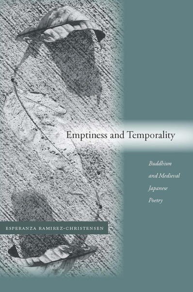 Cover of Emptiness and Temporality by Esperanza Ramirez-Christensen