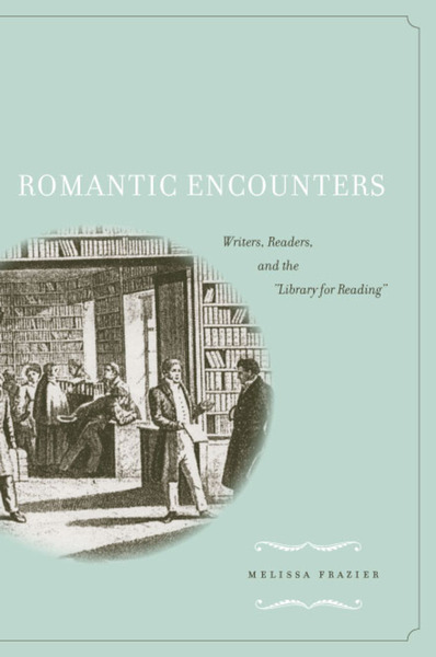 Cover of Romantic Encounters by Melissa Frazier